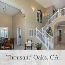 Rental info for House In Move In Condition In Thousand Oaks. Pa... in the Thousand Oaks area
