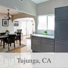 Rental info for Beautiful Updated 3 Bedroom Includes Master Sui... in the Los Angeles area