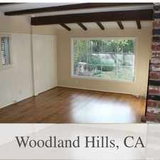 Rental info for Woodland Hills, 3 Bed, 3 Bath For Rent. Will Co... in the Los Angeles area