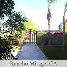 Rental info for Rancho Mirage - Superb Guesthouse Nearby Fine D...