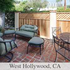 Rental info for Great Central Location 1 Bedroom, 1 Bath. Will ... in the West Hollywood area