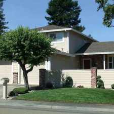 Rental info for Pet Friendly 4+3 House In Rohnert Park