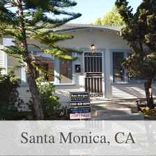 Rental info for Gorgeous Santa Monica, 2 Bedroom, 1 Bath. Washe... in the Los Angeles area
