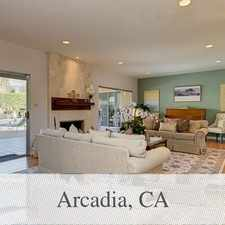 Rental info for 3,128 Sq. Ft. 3 Bathrooms, Arcadia - Come And S... in the Arcadia area