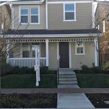 Rental info for Great Three Bedroom 2, 5 Bathroom In East Garrison in the Marina area