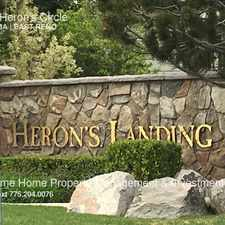Rental info for 3524 Heron's Circle in the Reno area