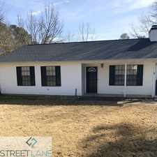 Rental info for 1980 Wendover Drive, Snellville, GA 30078 in the Snellville area