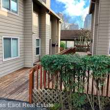 Rental info for 3604 SW Kelly Ave in the Portland area