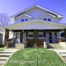 Rental info for 546 Eastern Avenue in the Indianapolis area