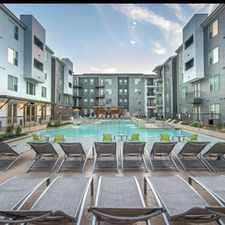 Rental info for The Arlie 2x2 floor plan. 1 bed/bath for lease. FEB rent PAID in the Fort Worth area