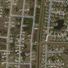 Rental info for House For Rent In North Port.