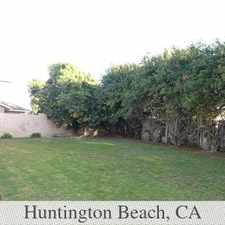 Rental info for Over 1,698 Sf In Huntington Beach in the Huntington Beach area
