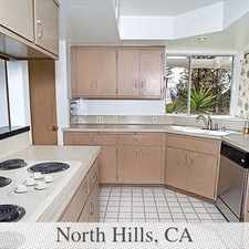 Rental info for North Hills, Prime Location 4 Bedroom, House in the Los Angeles area