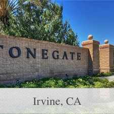 Rental info for Outstanding Opportunity To Live At The Irvine C... in the Irvine area
