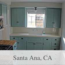 Rental info for Exceptionally Remodeled Single Family Residence... in the Santa Ana area