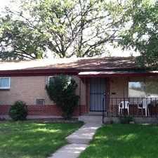 Rental info for Great Location-Walking Distance To Children S H... in the Aurora area