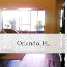 Rental info for Beautiful 2 Story Townhome In Gated Community Of. in the Orlando area