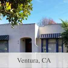 Rental info for Charming Home In Beautiful Old Town. in the San Buenaventura (Ventura) area