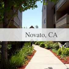 Rental info for PENTHOUSE-STYLE Condominium WITH GREAT VIEWS. C... in the Novato area