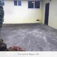 Rental info for This Home Is Approximately 1200 Feet Of Living ... in the Napa area