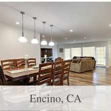 Rental info for Encino $6,200/mo 2,500 Sq. Ft. - Convenient Loc... in the Los Angeles area