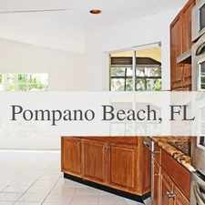 Rental info for Come Home To Bermuda Cove. Pet OK! in the Coconut Creek area