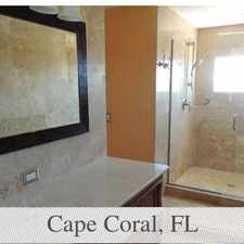 Rental info for Lease Spacious 4+2.50. Approx 2,320 Sf Of Livin... in the Cape Coral area
