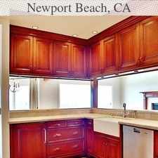 Rental info for 5 Bedrooms House - This Home Has It All - A Pri... in the Newport Beach area