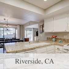 Rental info for Gorgeous Riverside, 4 Bedroom, 2 Bath in the Riverside area