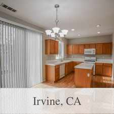 Rental info for Bright Irvine, 3 Bedroom, 2.50 Bath For Rent. W... in the Irvine area