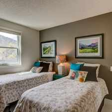 Rental info for Beautiful Devil's Thumb Townhome in the Boulder area