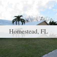 Rental info for 3 Bedrooms - 3/2 Single Family House. Parking A...