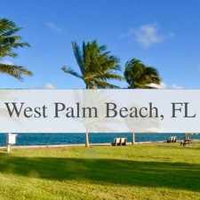 Rental info for Amazing 2 Bedroom, 2 Bath For Rent in the Riviera Beach area