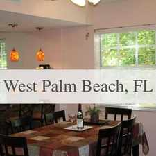 Rental info for Totally Remodeled Two Story Two Bedroom Two Bat... in the West Palm Beach area