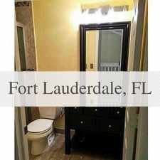 Rental info for House In Move In Condition In Fort Lauderdale. ... in the Sunrise area