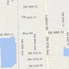 Rental info for Great Location Gables Point Corner Townhouse. in the Miami area