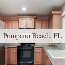 Rental info for 3 Bedrooms House In Pompano Beach in the Coconut Creek area