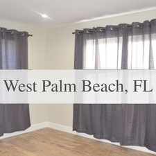 Rental info for Apartment - Come And See This One. in the West Palm Beach area