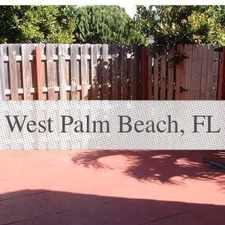 Rental info for Convenient Location 2 Bed 2 Bath For Rent. Will... in the West Palm Beach area