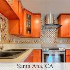Rental info for Nice And Beautiful Remodeled Cambridge Green Co... in the Santa Ana area