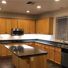 Rental info for Great Cul-De-Sac Home In Family Oriented Neighb... in the Corona area