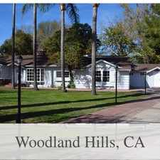 Rental info for Attractive 5 Bed, 3 Bath in the Los Angeles area