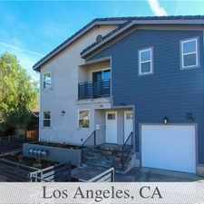 Rental info for 3 Bedrooms Condo - Large & Bright in the Los Angeles area