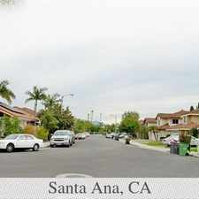 Rental info for Save Money With Your New Home - Santa Ana. 2 Ca... in the Santa Ana area
