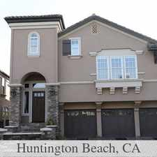 Rental info for Short Lease Or Long Term Are OK. Washer/Dryer H... in the Huntington Beach area
