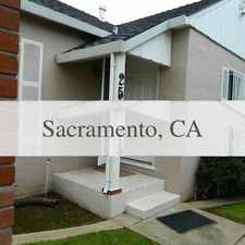 Rental info for Yes We Are Accepting Applications NOW. in the Sacramento area