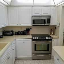 Rental info for Beautiful THREE POINTE Complex Overlooks Intrac... in the St. Petersburg area