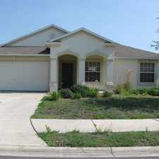 Rental info for 3/2 In Drs. Inlet Reserve