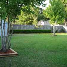 Rental info for Gorgeous Tallahassee, 3 Bedroom, 2 Bath in the Tallahassee area