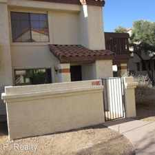 Rental info for 700 E. Mesquite Circle, Unit P116 in the Tempe area